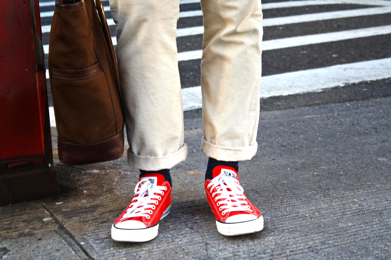 Hommes Converse Rouge OZsMmlJx5d